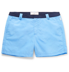 Orlebar Brown - + 007 Thunderball Setter Mid-Length Swim Shorts
