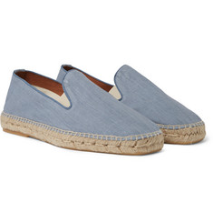 Orlebar Brown - + 007 Thunderball Canvas Espadrilles