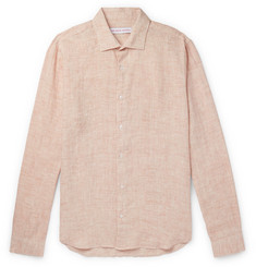 Orlebar Brown Giles Linen Shirt