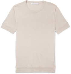 Orlebar Brown Laughton Slim-Fit Silk and Cotton-Blend T-Shirt