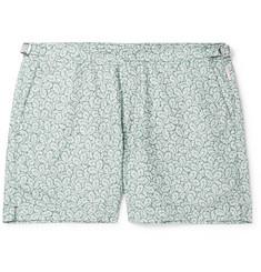 db29eca15b Orlebar Brown Setter Mid-Length Printed Swim Shorts