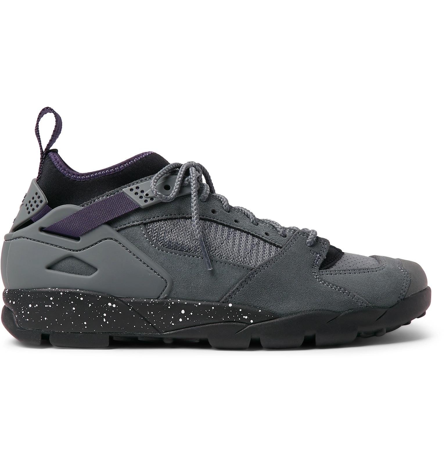 Neoprene Air And Mesh Revaderchi Acg Suede Sneakers Nike 45Yqg