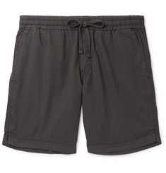 Faherty Cotton and Lyocell-Blend Drawstring Shorts