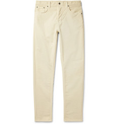 Nudie Jeans - Steady Eddie II Organic Stretch-Cotton Corduroy Trousers
