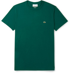 Lacoste Pima Cotton-Jersey T-Shirt