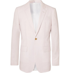 Gabriela Hearst Off-White Damien Slim-Fit Wool Suit Jacket