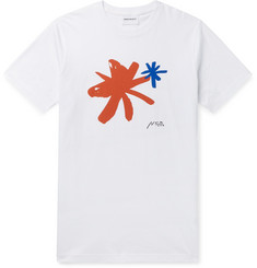 Norse Projects Niels Logo-Print Cotton-Jersey T-Shirt