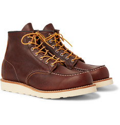 Red Wing Shoes - 8138 Moc Leather Boots