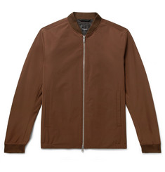 Theory Amir Slim-Fit Shell Bomber Jacket