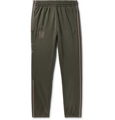 2c2322fcd32a9 adidas Originals + Yeezy Calabasas Slim-Fit Tapered Striped Jersey  Sweatpants