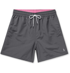 Polo Ralph Lauren Wide-Leg Mid-Length Swim Shorts