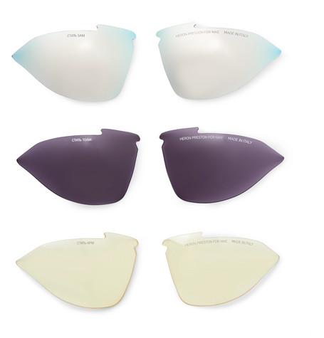 e6cc3b734ba9 Heron Preston + Nike Tailwind Polycarbonate Sunglasses With Interchangeable  Lenses - Black - One Siz In
