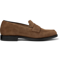 Church's Netton Polished-Leather Penny Loafers