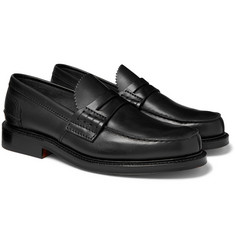 Church's - Willenhall Polished-Leather Penny Loafers