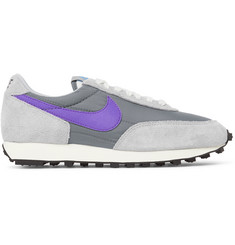 Nike Daybreak Suede and Nylon Sneakers