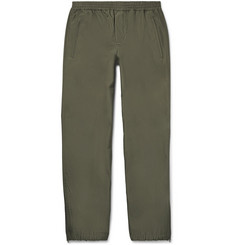Helmut Lang Tapered Recycled Shell Track Pants