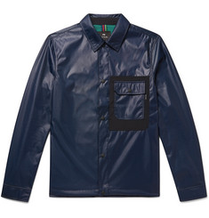 PS Paul Smith Textured-Shell Shirt Jacket