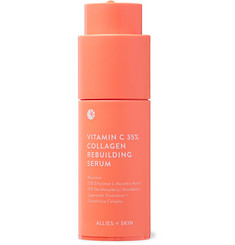 Allies of Skin - Vitamin C 35% Collagen Rebuilding Serum, 30ml