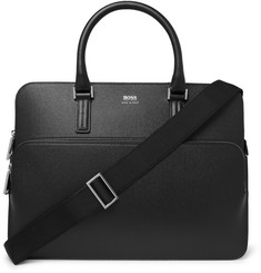 Hugo Boss - Full-Grain Leather Briefcase