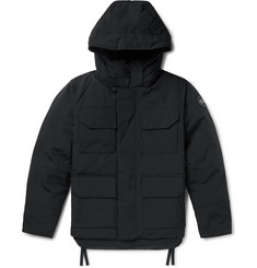 Canada Goose Black Label Maitland Shell Hooded Down Parka