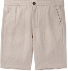 Oliver Spencer Linen Shorts