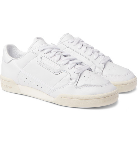 Continental 80 Recon Leather Sneakers by Adidas Originals