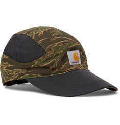 Nike + Carhartt Tailwind Camouflage-Print Cotton-Ripstop and Nylon Baseball Cap