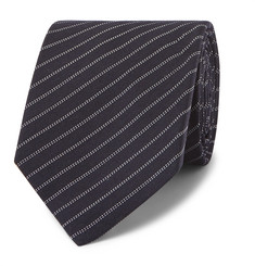 Berluti 6.5cm Striped Wool and Silk-Blend Tie