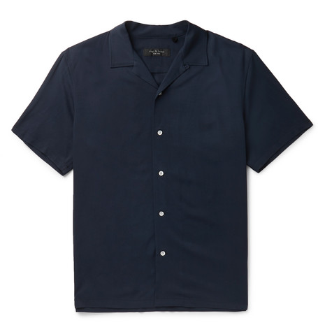 Avery Camp Collar Voile Shirt by Rag & Bone