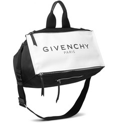 Givenchy Pandora Glow-In-The-Dark Shell Tote Bag