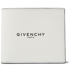 Givenchy - Glow-in-the-Dark Logo-Print Coated-Canvas Billfold Wallet