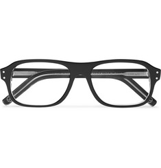 Kingsman - + Cutler and Gross Rectangle-Frame Acetate Optical Glasses