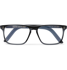 ca09003a3655 Kingsman - + Cutler and Gross Square-Frame Acetate Optical Glasses