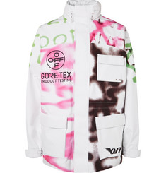 Off-White Printed GORE-TEX Jacket