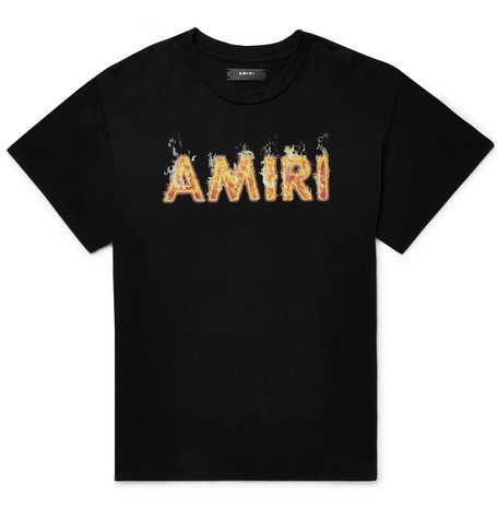 Amiri Tops LOGO