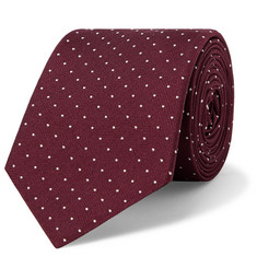 Paul Smith - 6cm Pin-Dot Silk Tie