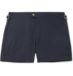 TOM FORD - Slim-Fit Short-Length Swim Shorts