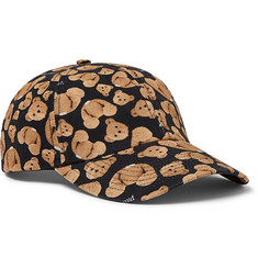 Palm Angels Printed Cotton-Twill Baseball Cap