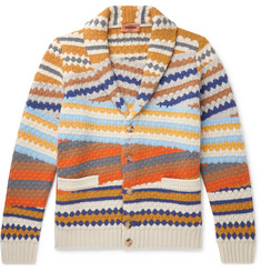 Missoni - Shawl-Collar Wool Cardigan