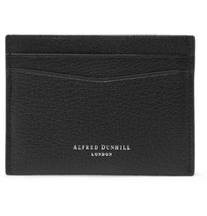 Dunhill Duke Full-Grain Leather Cardholder