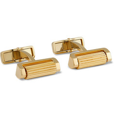 Dunhill - Gold-Plated Cufflinks