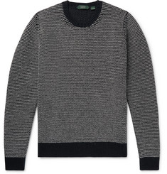 Incotex Striped Wool Sweater