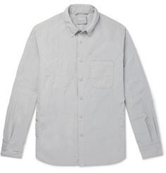 Aspesi - Slim-Fit Garment-Dyed Shell Overshirt