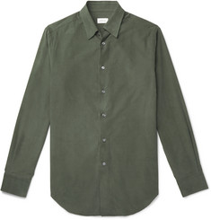 Brioni Cotton-Corduroy Shirt