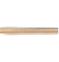 Lanvin Gold-Plated Tie Clip