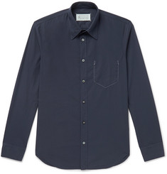 Maison Margiela Slim-Fit Cotton-Poplin Shirt