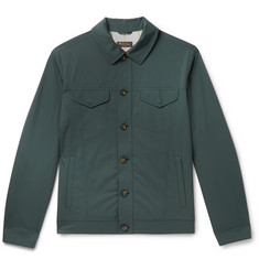 Loro Piana Southbay Slim-Fit Windmate Storm System Shell Trucker Jacket