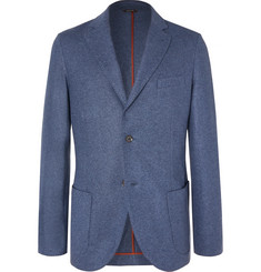 Loro Piana - Blue Slim-Fit Cashmere Blazer