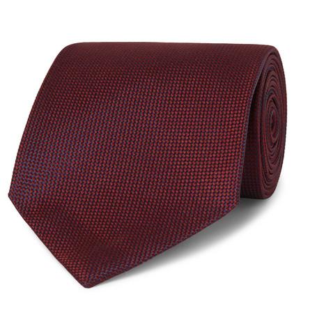 117f528b Ermenegildo Zegna - 8cm Silk Tie