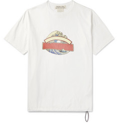Remi Relief Printed Cotton-Jersey T-Shirt